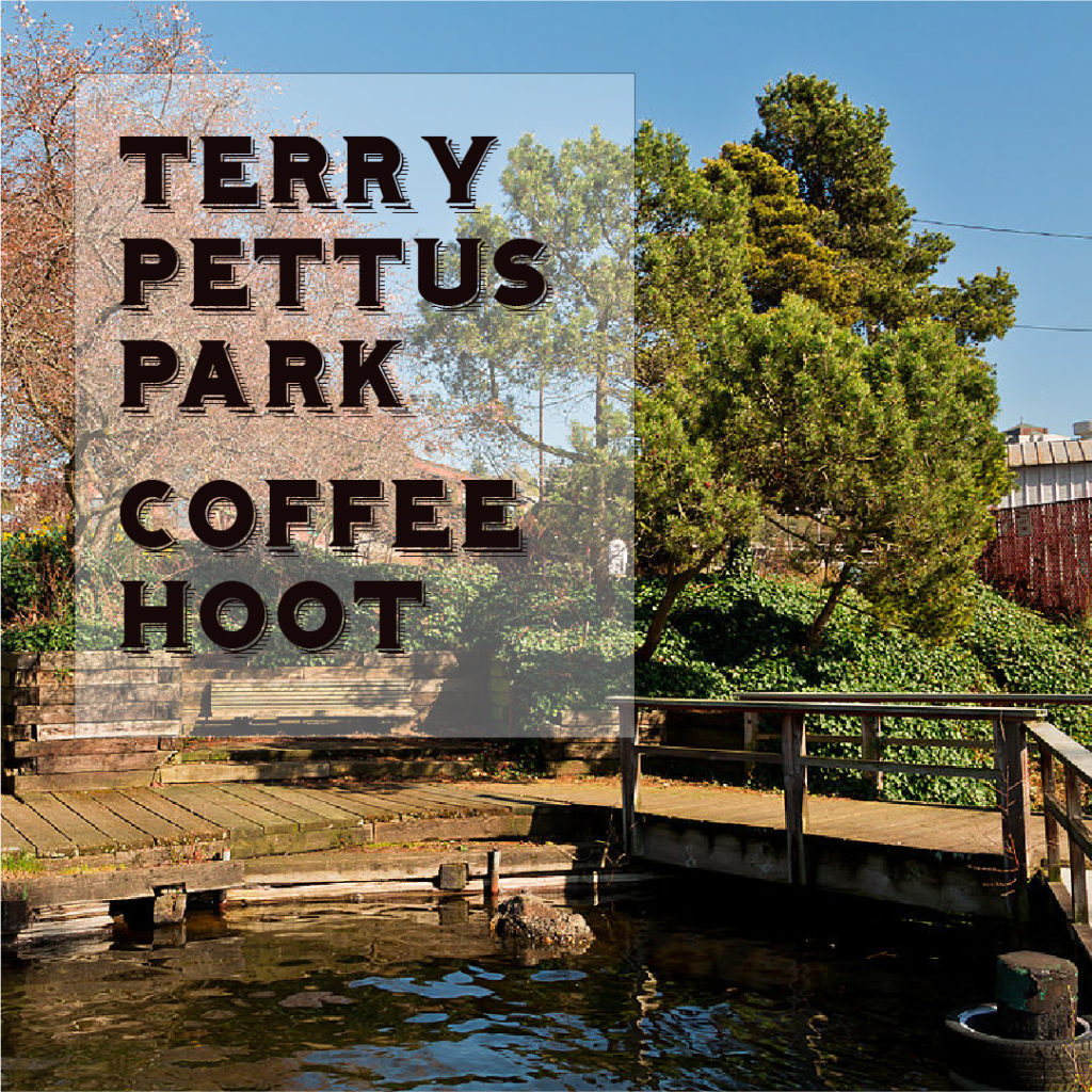 Terry Pettus Park Coffee Hoot